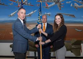 Wendy Peterson became the first female... - Edwards Air Force Base |  Facebook