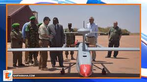 Abdisalam Aato - U.S. donated Aerial Surveillance System to AMISOM ...