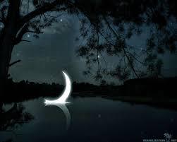 crescent moon wallpaper free dodskypict