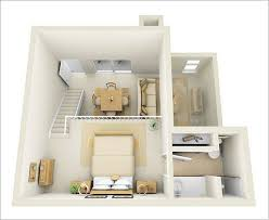 engaging one bedroom apartment designs