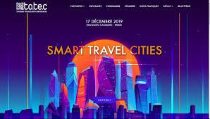 les smart travel cities à l honneur du