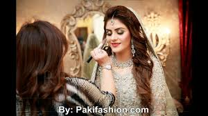 latest stani bridal hairstyles for