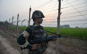 With Laser Activated Barriers India To Launch Its Smart Fence Project Along India Pak Border