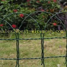 Ornamental Loop Fence Decorative Woven Wire Fencing Buy Double Loop Ornamental Fence Double Loop Wire Fence Ornamental Loop Fence Product On Alibaba Com