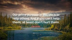 dalai lama quote tentang tujuan utama dalam hidup riswan e