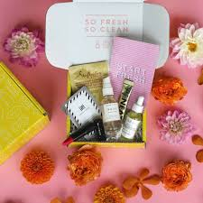 oui fresh beauty box a beautiful mess