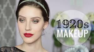 1920 s flapper makeup a models muse