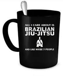 i care about is jiu jitsu coffee mug