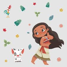 Isabelle Max Bixby Moana Wall Decal Wayfair