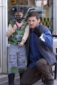 That Time Tom Hardy Took a Photo With a Boy Dressed As Bane and We All Died