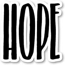 Amazon Com Hope Sticker Inspirational Quotes Stickers Laptop Stickers Vinyl Decal Laptop Phone Tablet Vinyl Decal Sticker S183207 Computers Accessories