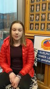 Meet the Marlins. .. Abigail McDonald - Guelph Marlin Aquatic Club