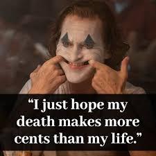 memorable joker quotes from joaquin phoenix s joker that will