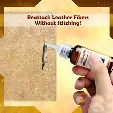 leather re glue adhesive maximum