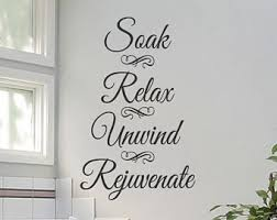 Bathroom Wall Decals In Decors