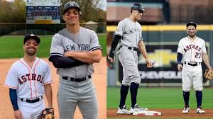 Jose Altuve and Aaron Judge inspire ...