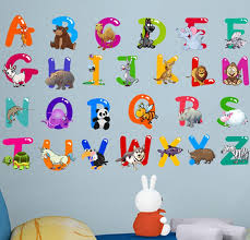 Good And Cheap Products Fast Delivery Worldwide Kids Alphabet Wall Stickers On Shop Onvi