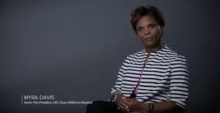 Myra Davis - Understanding the Value of Data