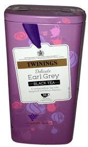 twinings delicate earl grey gift tin