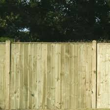 Green Eco Treated Softwood Featheredge Fence Panel Buy Panels And Posts Online From The Experts At Uk Timber