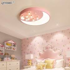 Led Ceiling Lights For Kids Room Lighting Children Baby Room Ceiling Light With Dimming For Boys Girls Bedroom Dome Lamp Fixture Ceiling Lights Aliexpress
