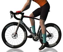 how fast are zwift s newest bike frames