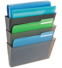 stackable wall file organizer free