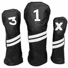 design golf wood head covers customized