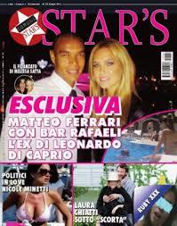 Il presunto sex tape di Ruby Rubacuori sulla copertina di Corona Star's »  1/1