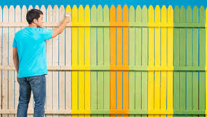 Choosing A Paint Color For Your Fence Taylor Fencing Melbourne