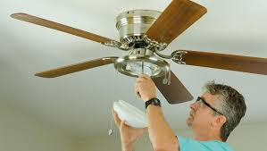 the installation cost of a ceiling fan