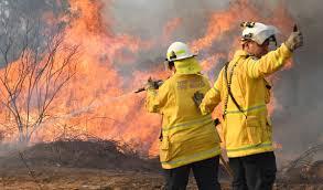 Australia's fire season gets severe ...