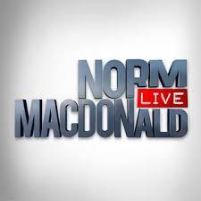 Norm Macdonald Live - Wikipedia