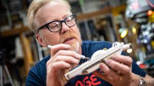 Adam Savage's One Day Builds: Scratch-Built Spaceship! - YouTube