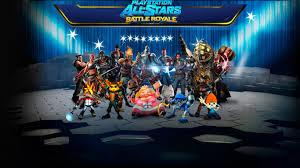 all stars battle royale wallpaper on