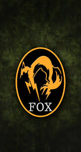 iphone wallpaper fox metal gear solid
