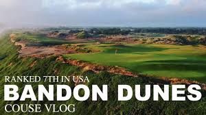 ranked course in the us bandon dunes