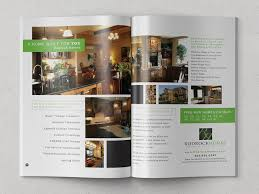 rodrock homes magazine spread by