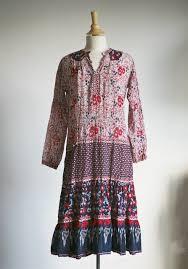 70s hippie dress courtesy of etsy