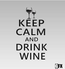 Keep Calm And Drink Wine Decal Choose Size Color Keep Calm Chive Quote Vinyl Sticker Drink Wine Vinyl Decal Keep Calm Decal