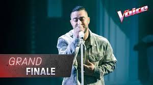 Grand Finale: Chris Sebastian Sings ...