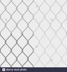 Set Of Effect Chain Link Fence Wire Mesh Steel Metal Isolated On Transparent Background Graphic Element Object For Barrier Secured Property Stock Vector Image Art Alamy