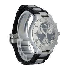 Cartier Must 21 Chronoscaph 2424 Mens Watch