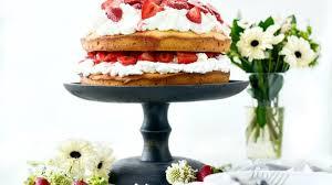 strawberry shortcake cake simply scratch