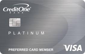 credit one bank visa credit card review