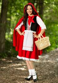 little red riding hood costume for s