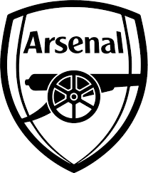 Amazon Com Arsenal Fc Soccer Logo Stickers Symbol 5 5 Decorative Die Cut Decal For Cars Tablets Laptops Skateboard White Color Computers Accessories