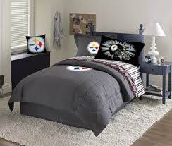 Pittsburgh Steelers Denim Bedding Slumber Bag Room Decor