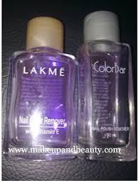colorbar nail polish remover review
