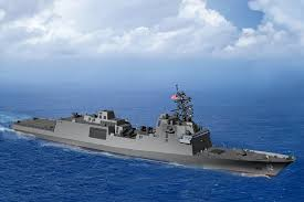 Navy's New Frigate Will Be Based on Italian Ship With 'Officer ...
